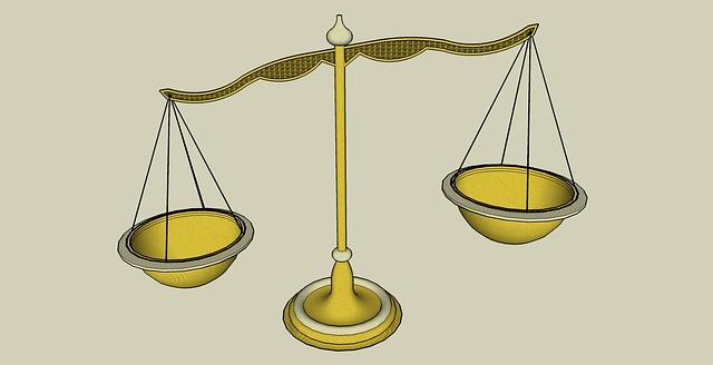 zlaté váhy